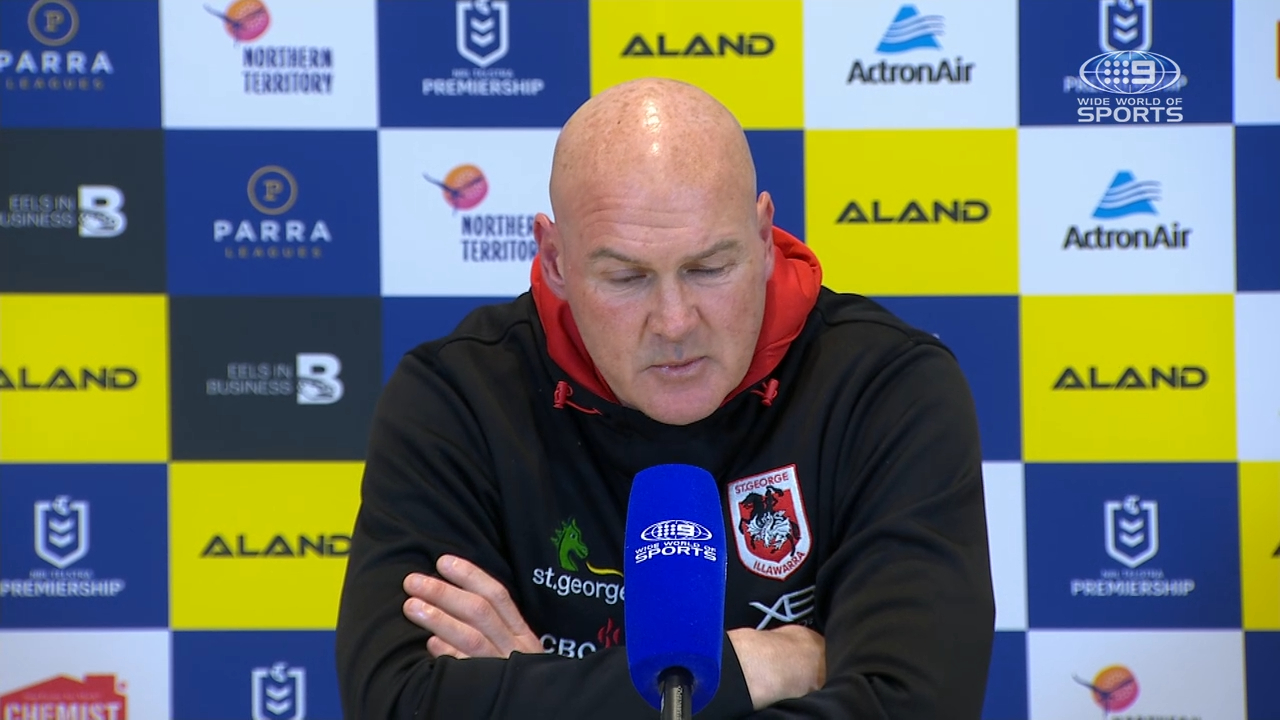 Eels v Dragons Round 14: Presser - Paul McGregor