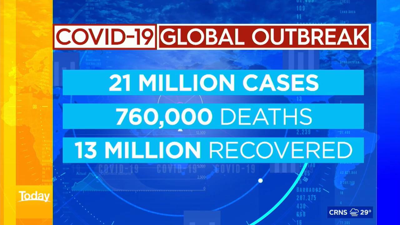 Coronavirus: Virus world wrap