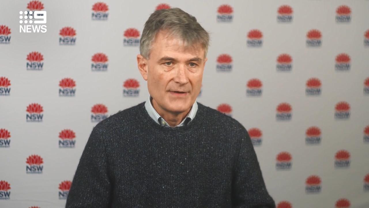 Coronavirus: NSW records nine new COVID-19 cases