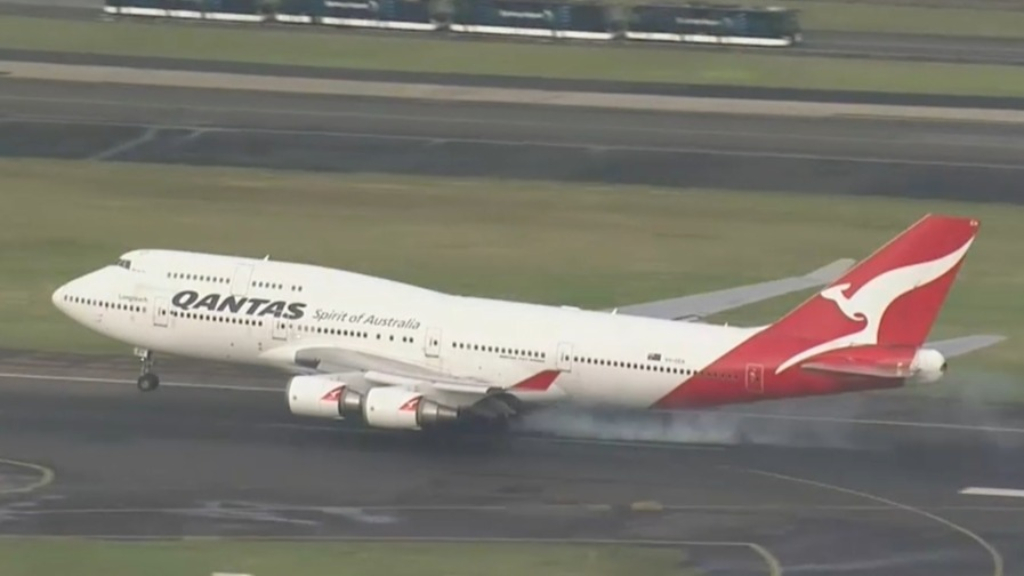 Global travel will not resume until mid-2021, Qantas says
