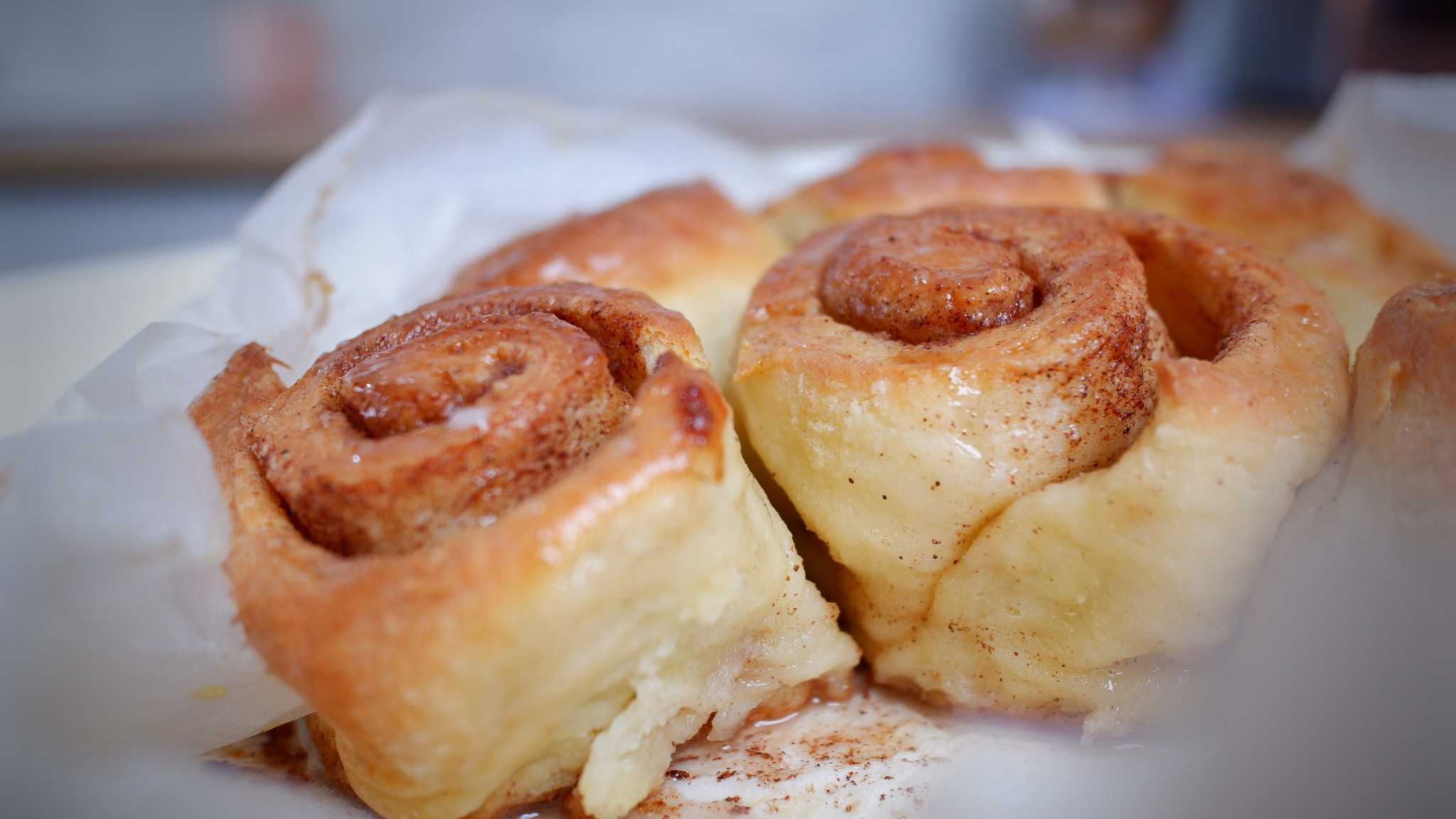 9Honey Every Day Kitchen: 4-ingredient cinnamon scrolls are the cheat you need
