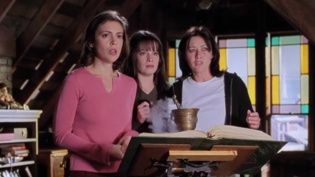 Charmed official TV trailer