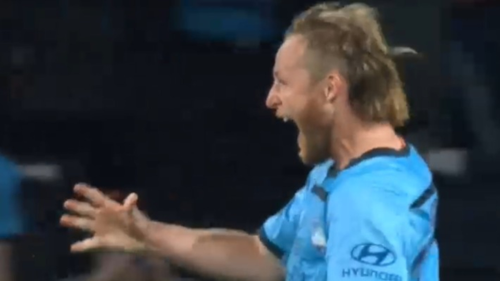 Grant seals Sydney FC their fifth A-League crown