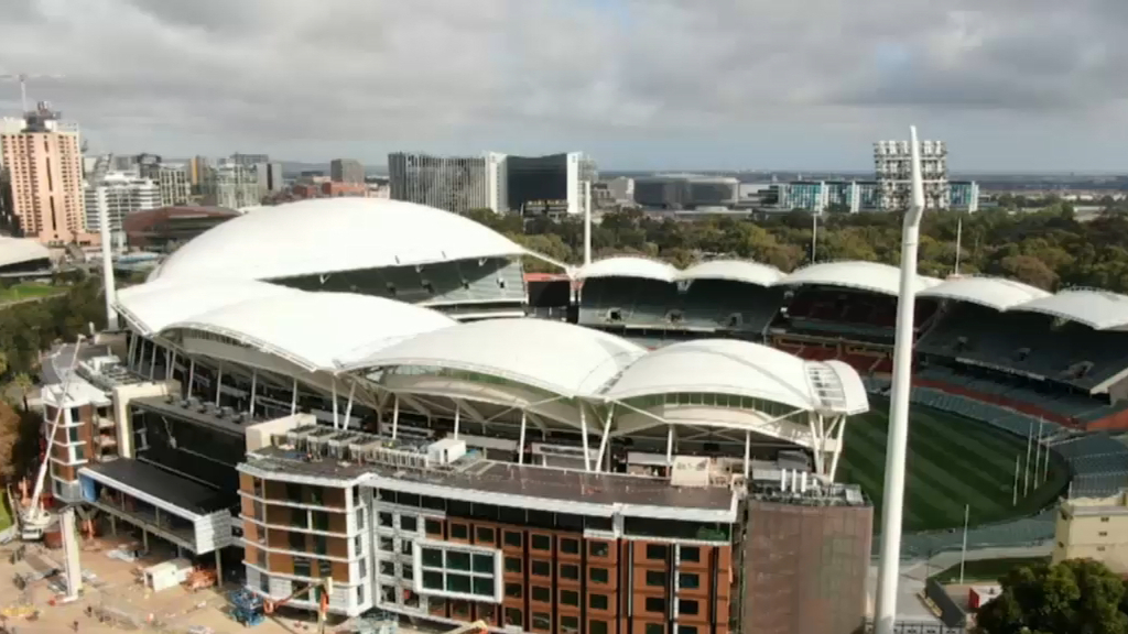 Coronavirus: Australian cricket team quarantines in Adelaide