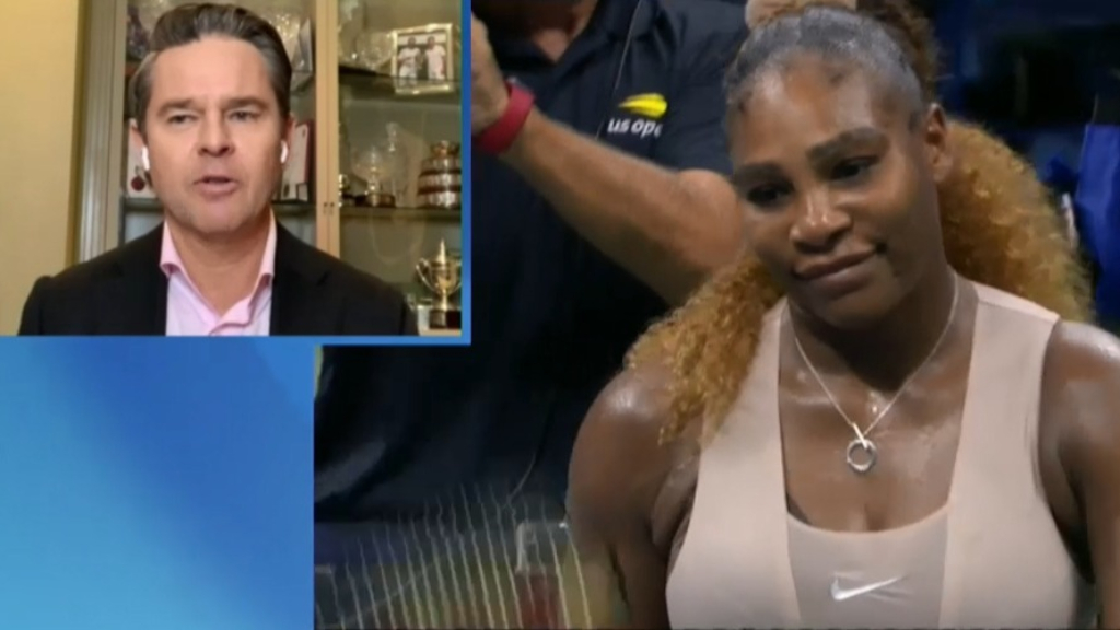 Serena won't reach Slam record: Woodbridge