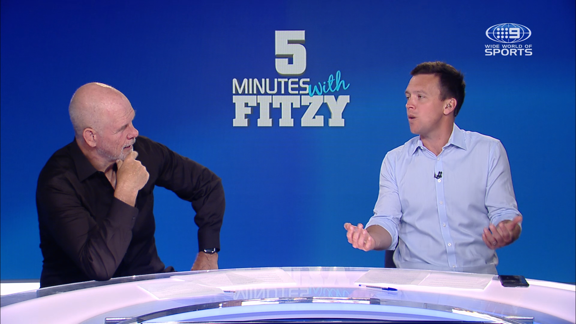 NZ Rugby needs us as much as we need them: 5 Mins with Fitzy