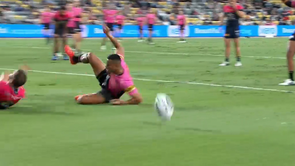 Panthers capitalise off penalty try
