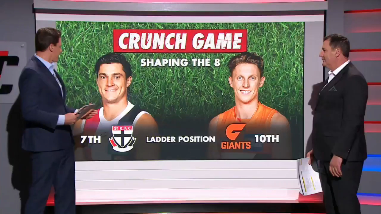 St Kilda v GWS Giants preview