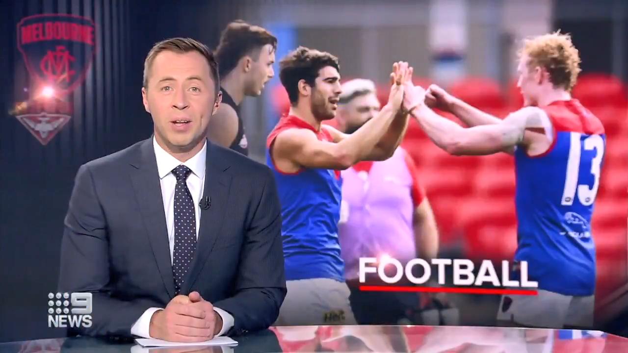 Demons' finals hopes in Fremantle's hands
