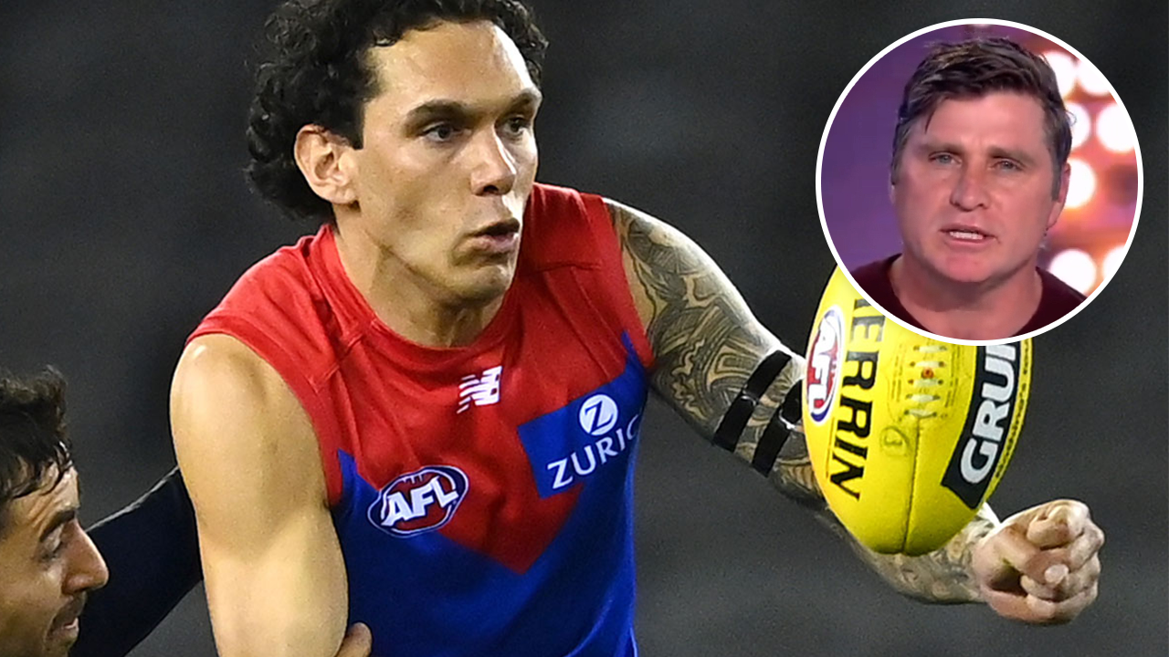 Crawford discusses whether the Demons should keep Bennell