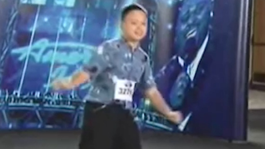 William Hung's American Idol audition