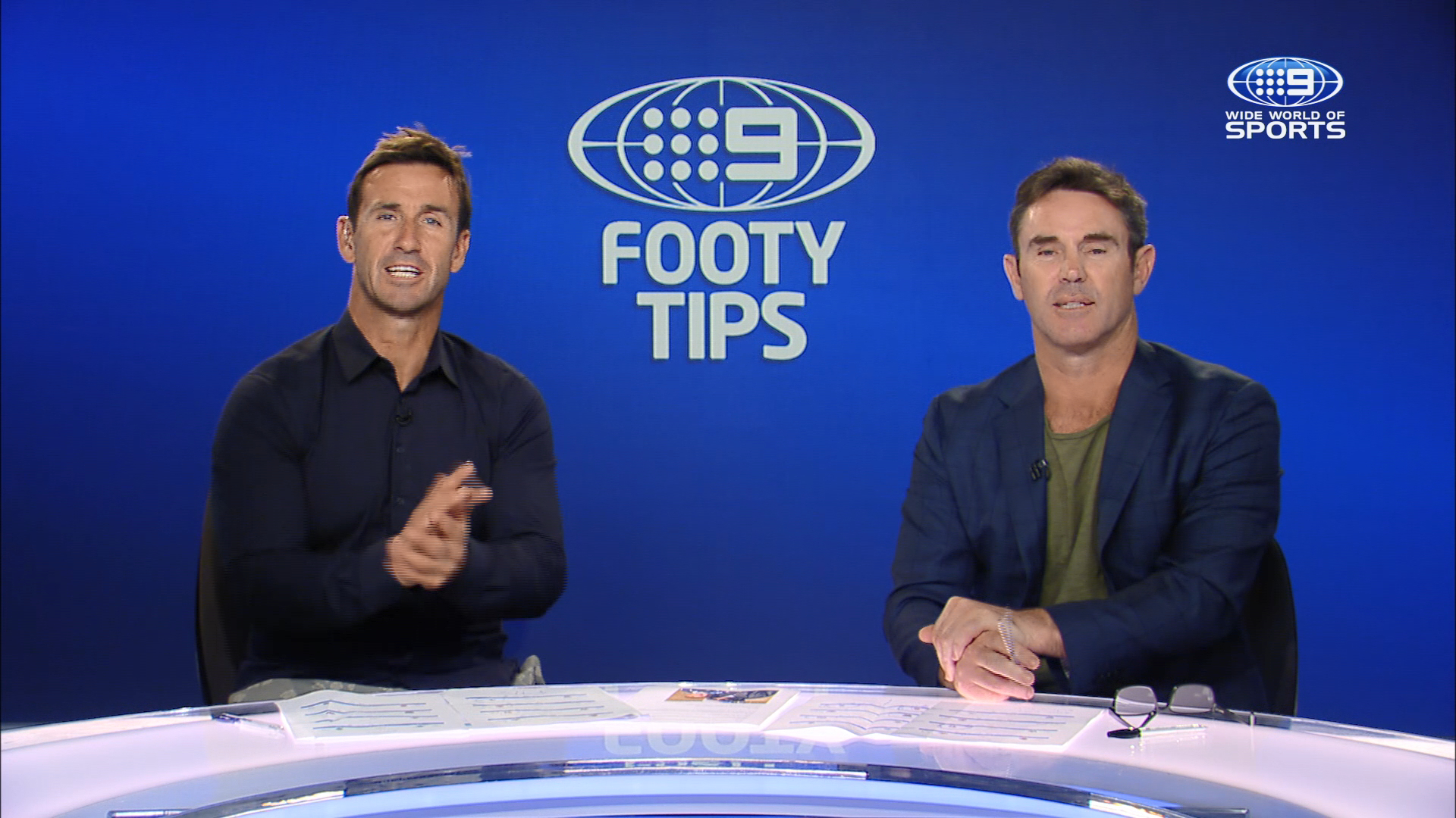 Freddy & Joey's Tips: Round 20