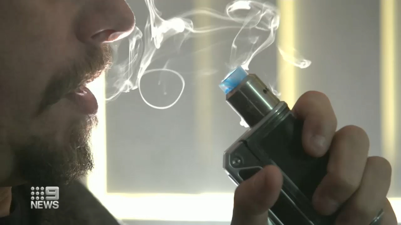 Australia steps closer to legalising nicotine for vaping