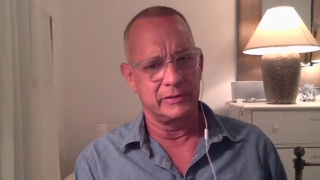 Tom Hanks opens up about grandfather's murder