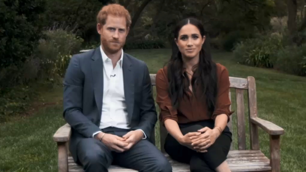 Harry and Meghan urge Americans to vote in US election