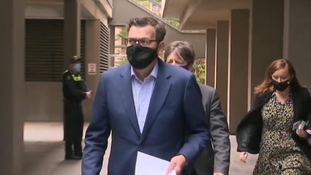 Coronavirus: Andrews to front hotel quarantine inquiry