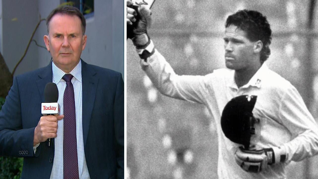 Tony Jones pays tribute to Dean Jones
