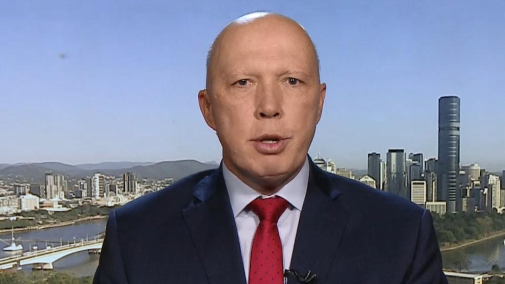 Coronavirus: Dutton diverts blame over international flight caps