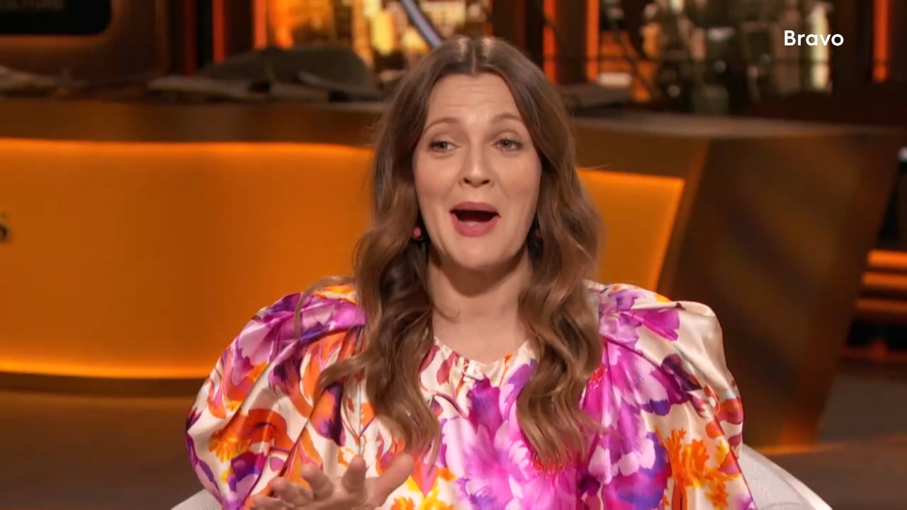 Drew Barrymore says she got stood up on a dating app