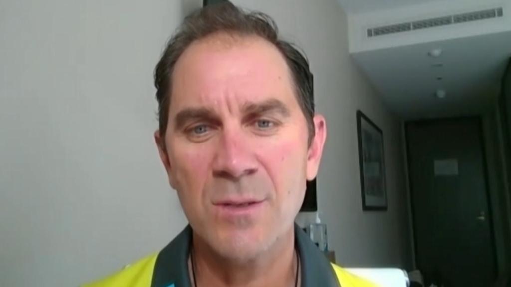 Langer reveals Jones coaching role