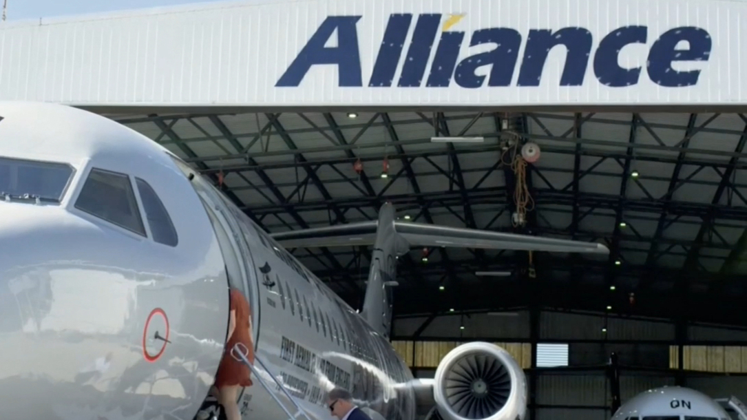 Alliance airlines will begin flights between Canberra, Cairns and the Sunshine Coast