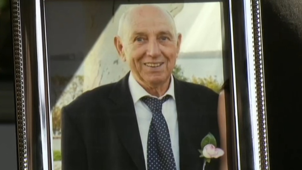 Great-grandfather killed in front yard attack laid to rest