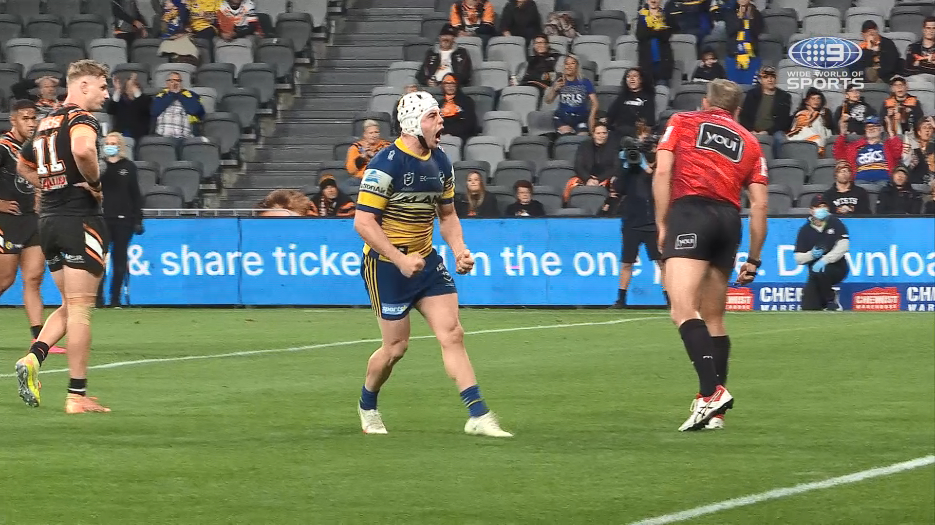 NRL Highlights: Tigers v Eels - Round 20