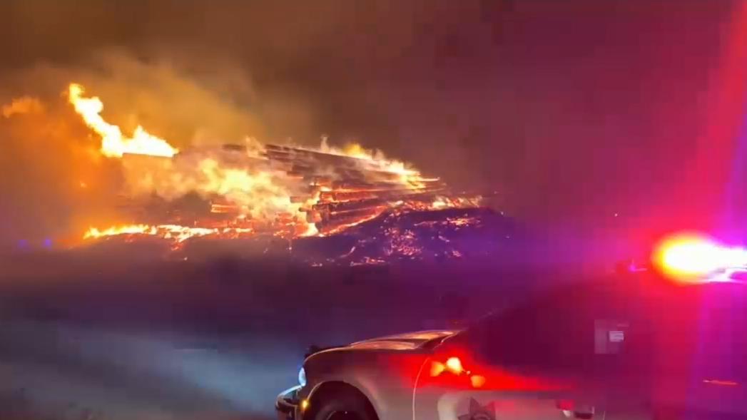 US firefighters prepare for peak wildfire season