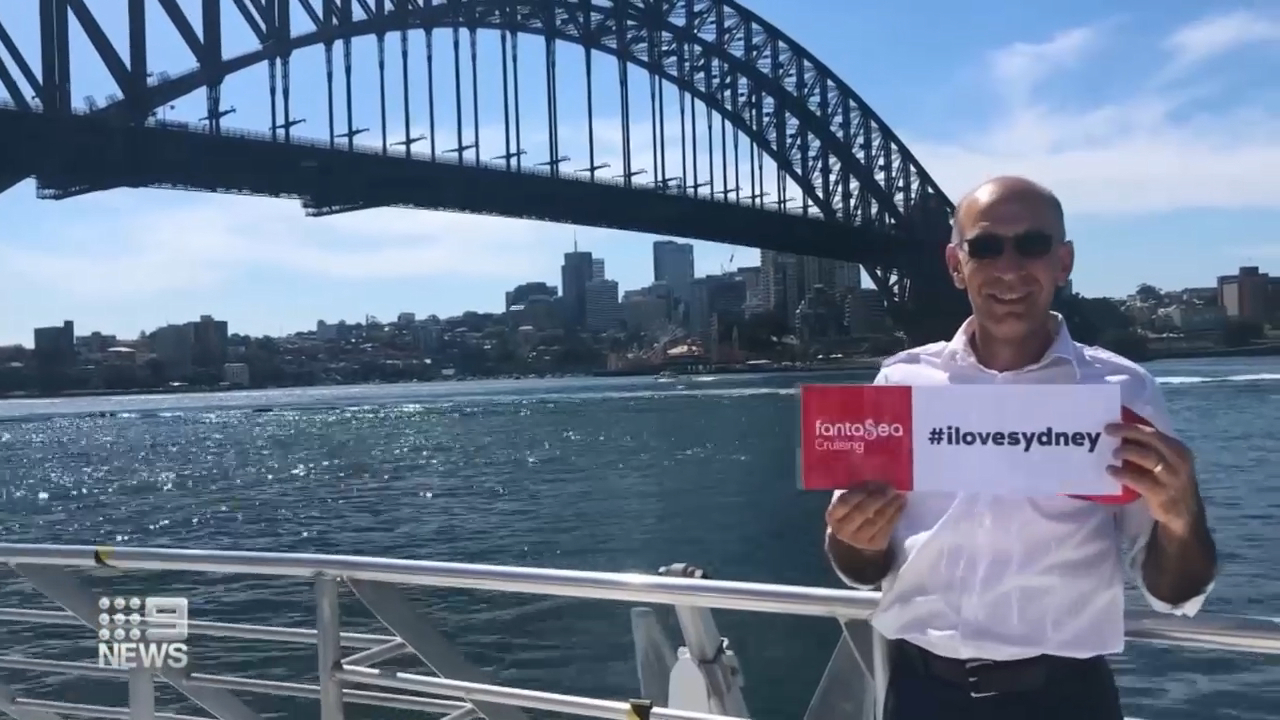 Coronavirus: Sydney's travel campaign