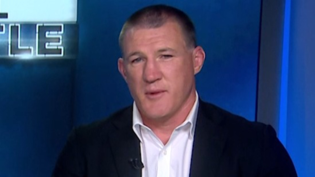 Gallen takes aim at the Manly Sea Eagles