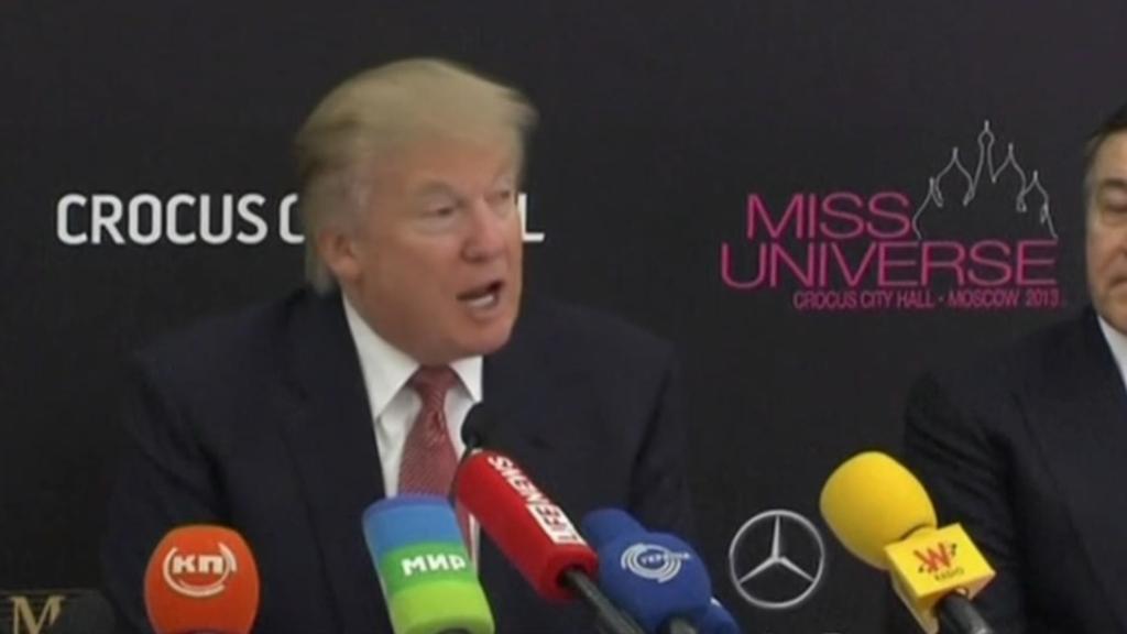President Trump under pressure