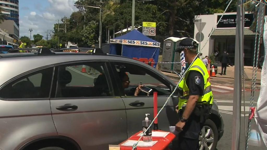 Coronavirus: Queensland border opens up