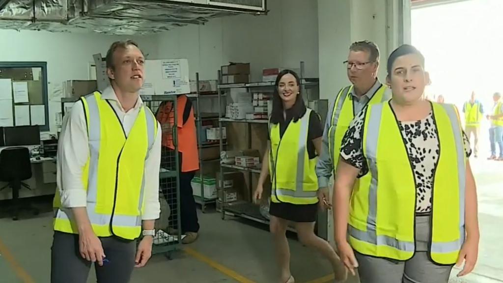 Coronavirus: Queensland will build PPE warehouse in Rockhampton