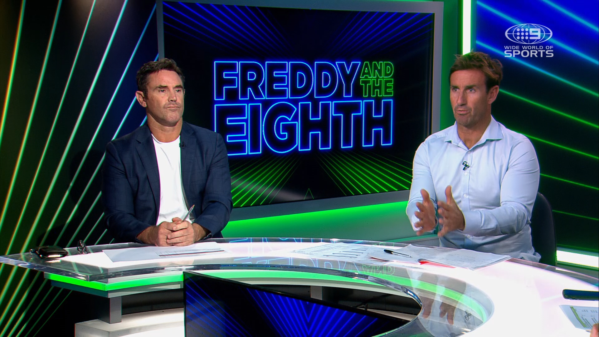 The coaching combo the Broncos need and a full finals preview: Freddy & the Eighth
