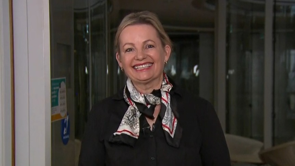Environment Minister Sussan Ley says more borders need to open