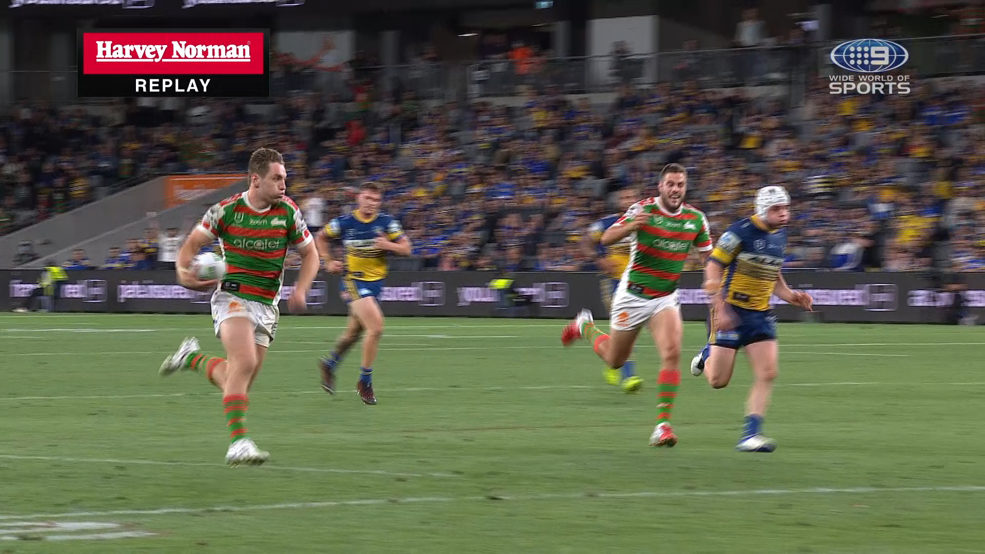 NRL Highlights: Eels v Rabbitohs - Semi-Finals