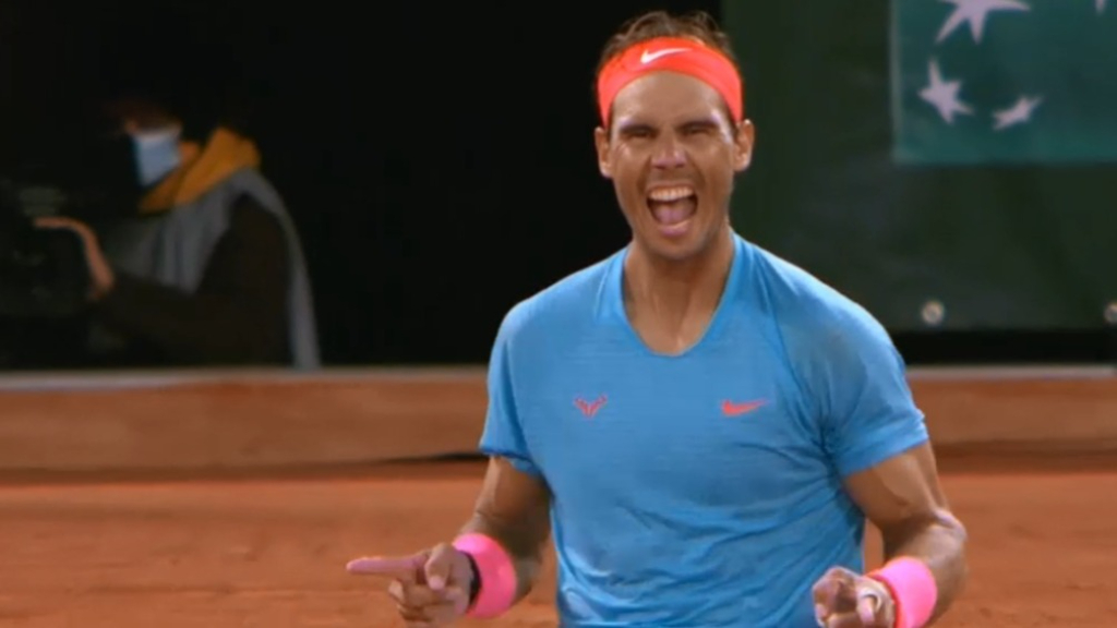 Nadal wins French Open, ties Federer record