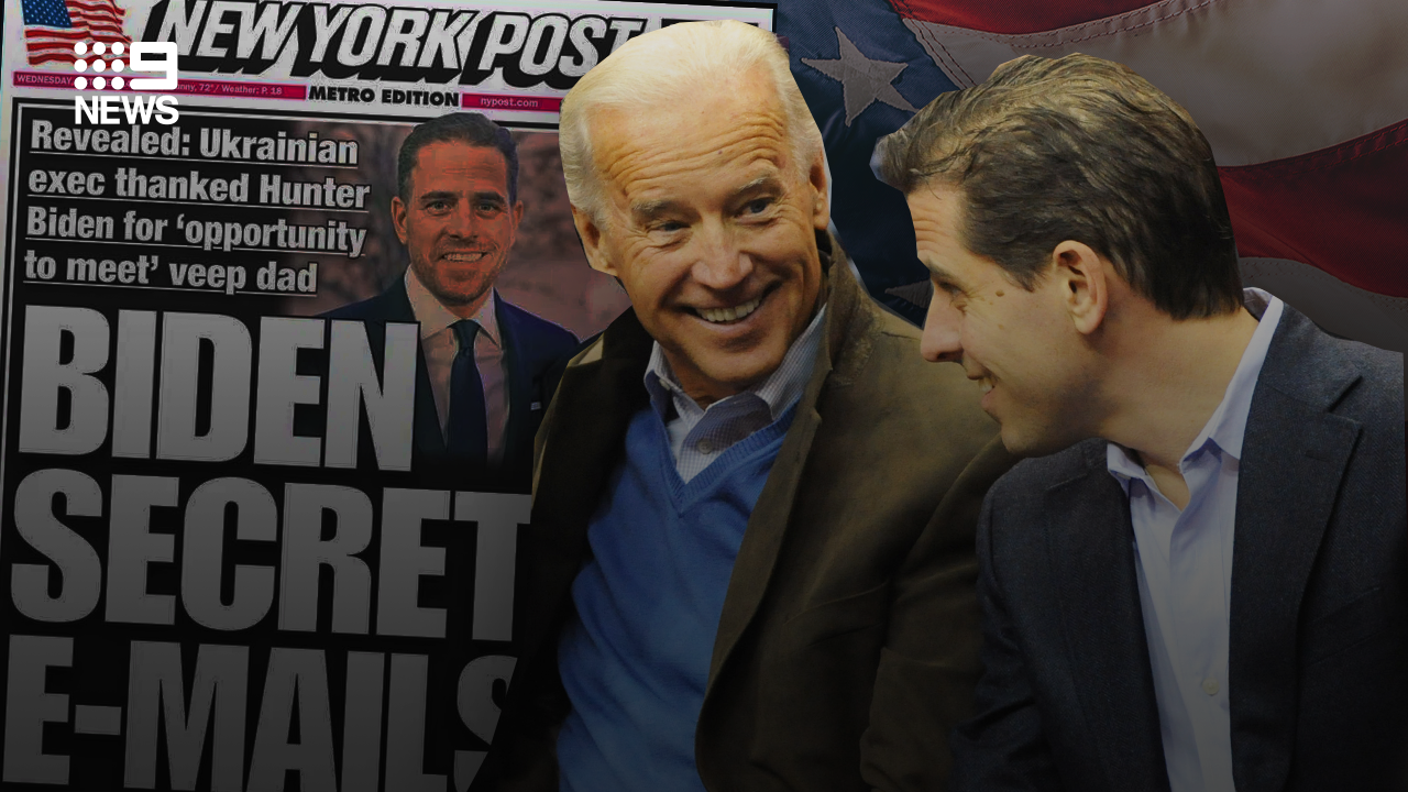 Facebook and Twitter accused over New York Post article on Biden and Ukraine