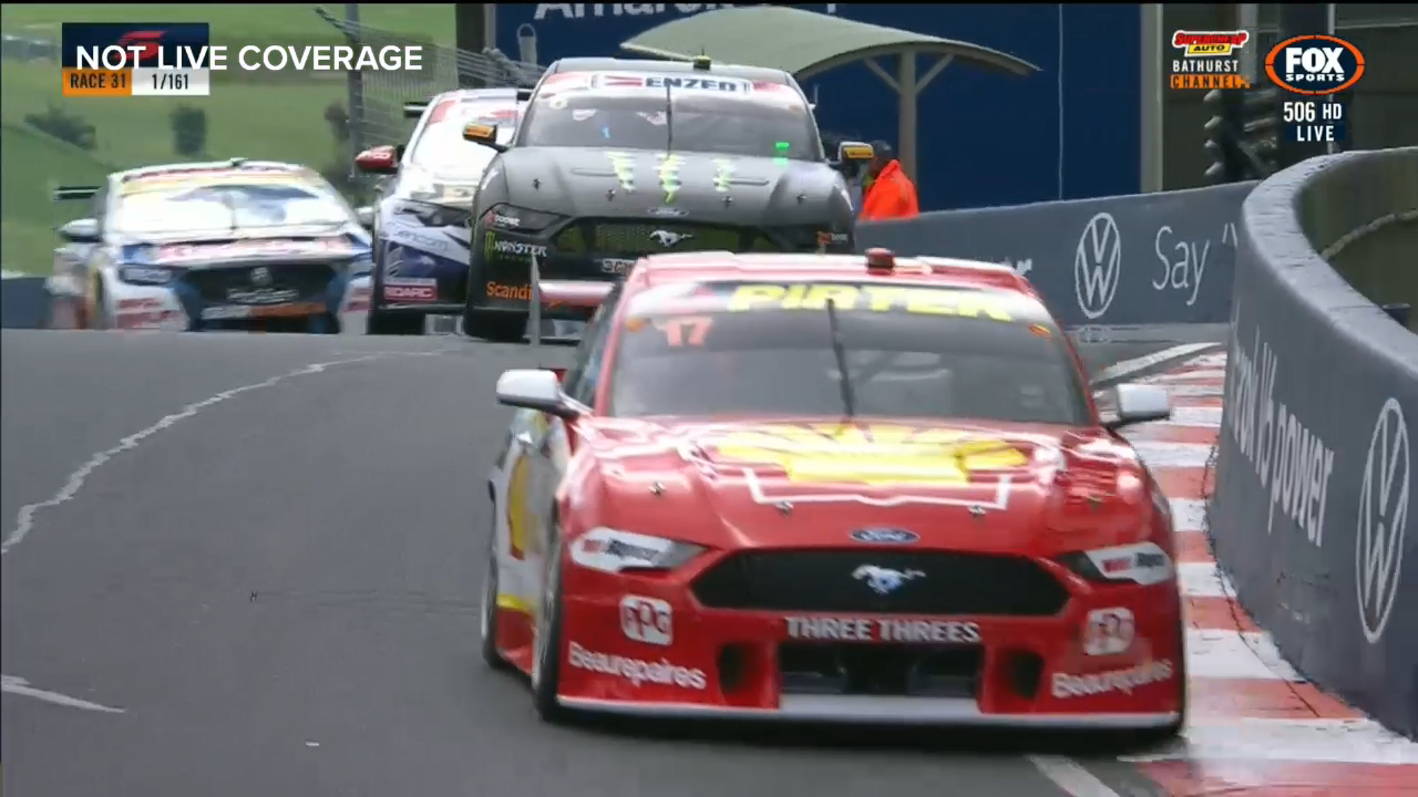 McLaughlin takes Bathurst 1000 from start