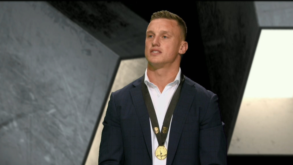Wighton wins the 2020 Dally M Medal