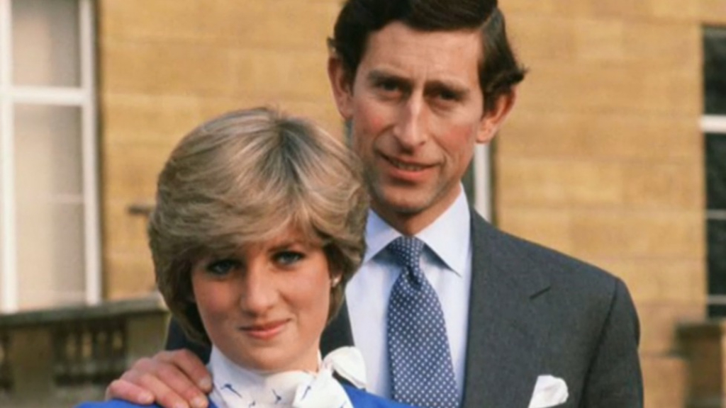 Lady Diana on her split with Prince Charles