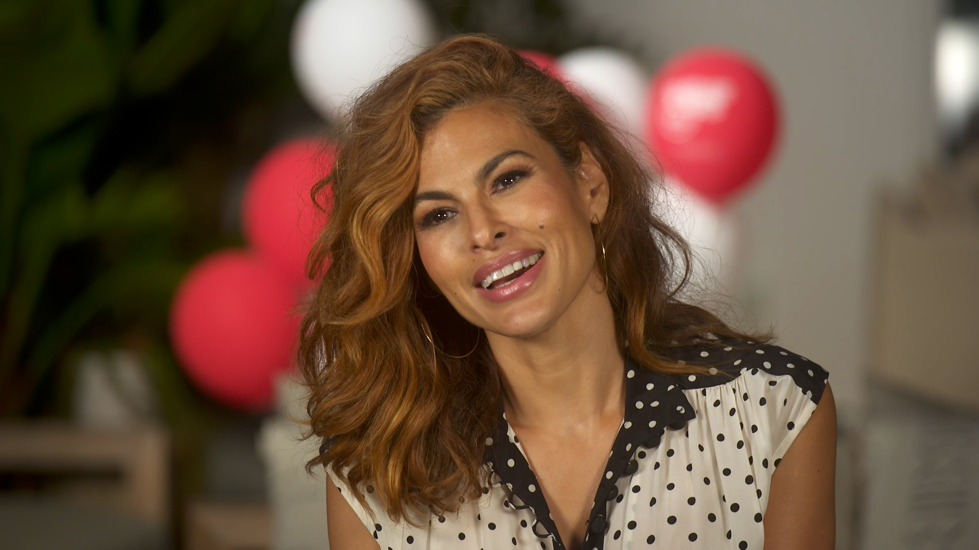 Eva Mendes discusses McHappy Day 2020