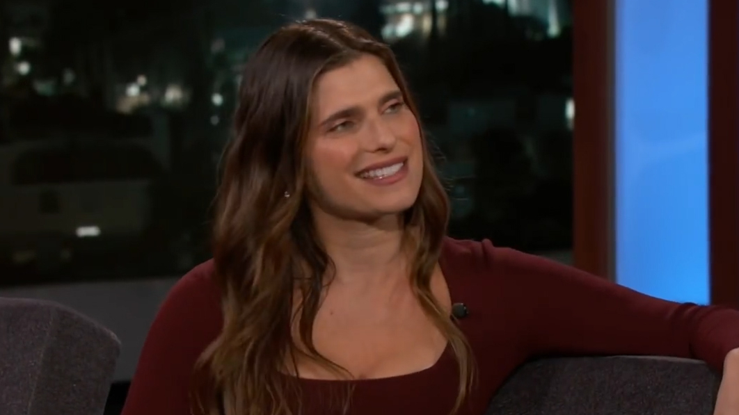 Lake Bell chats home life with husband Scott Campbell