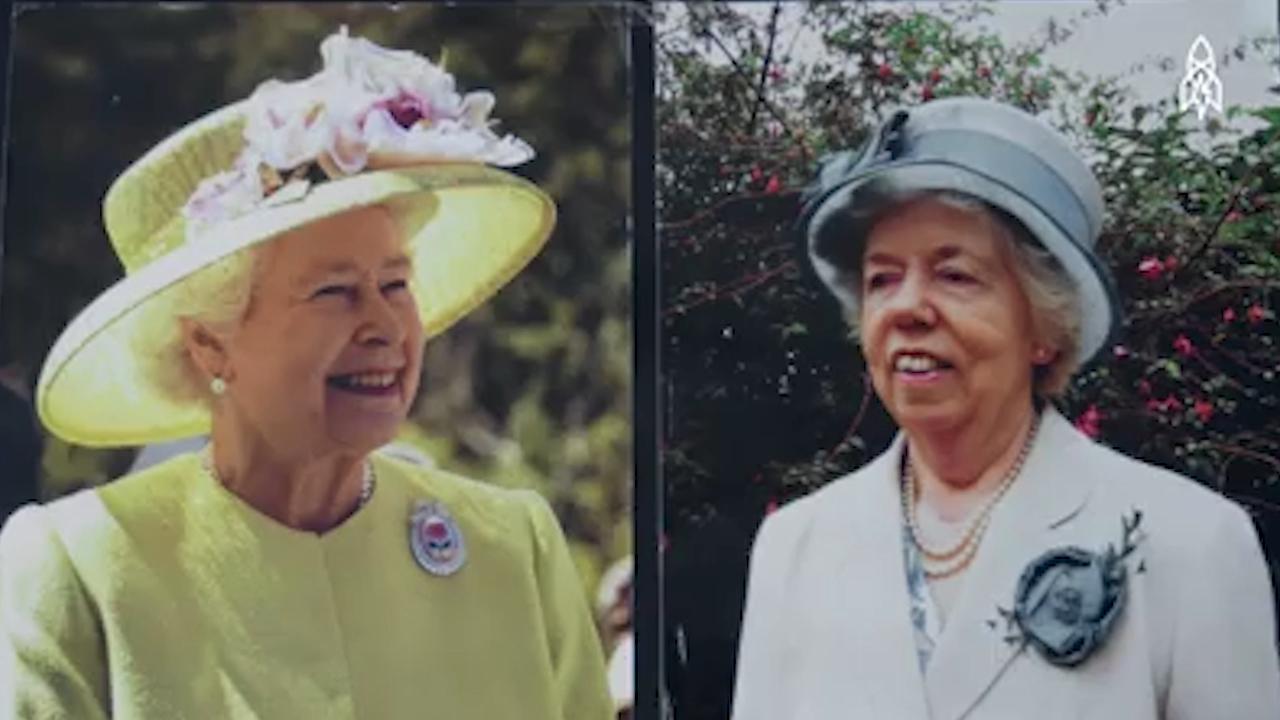 Meet the Queen's body double of 30 years