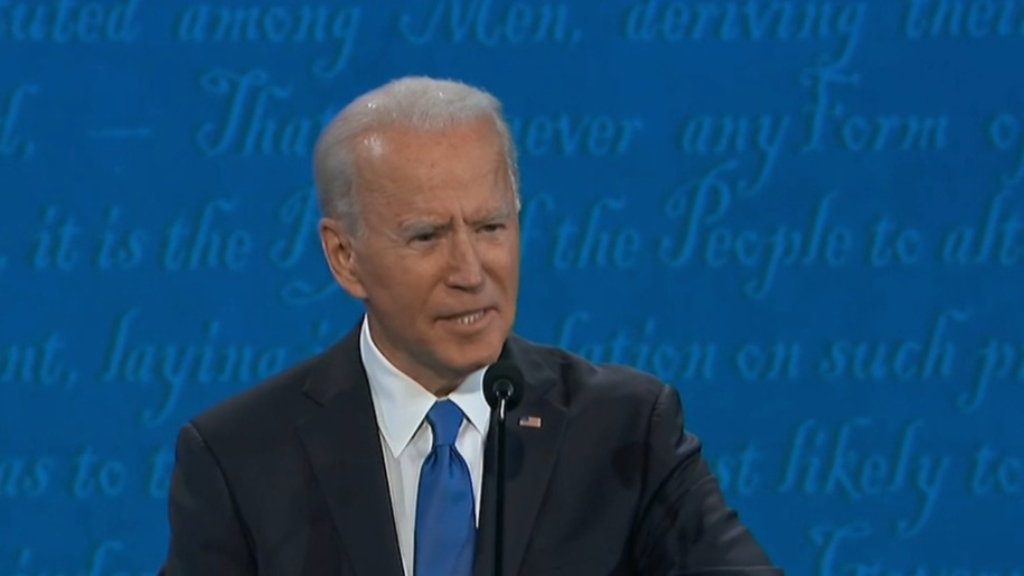 US Election 2020: Joe Biden responds to Hunter Biden allegations