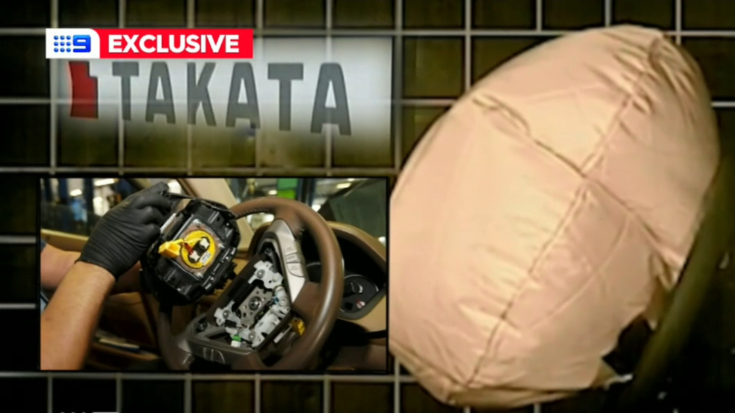 Fears Takata seatbelts could trigger second global recall