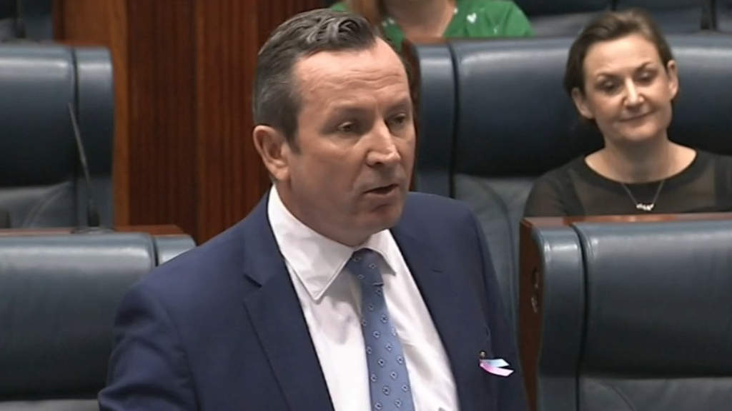 Coronavirus: WA Premier rejects national plan to reopen state's border