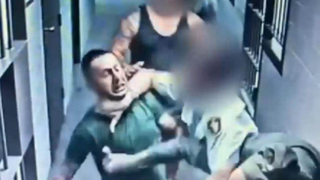 Brothers 4 Life gang member brawl behind bars