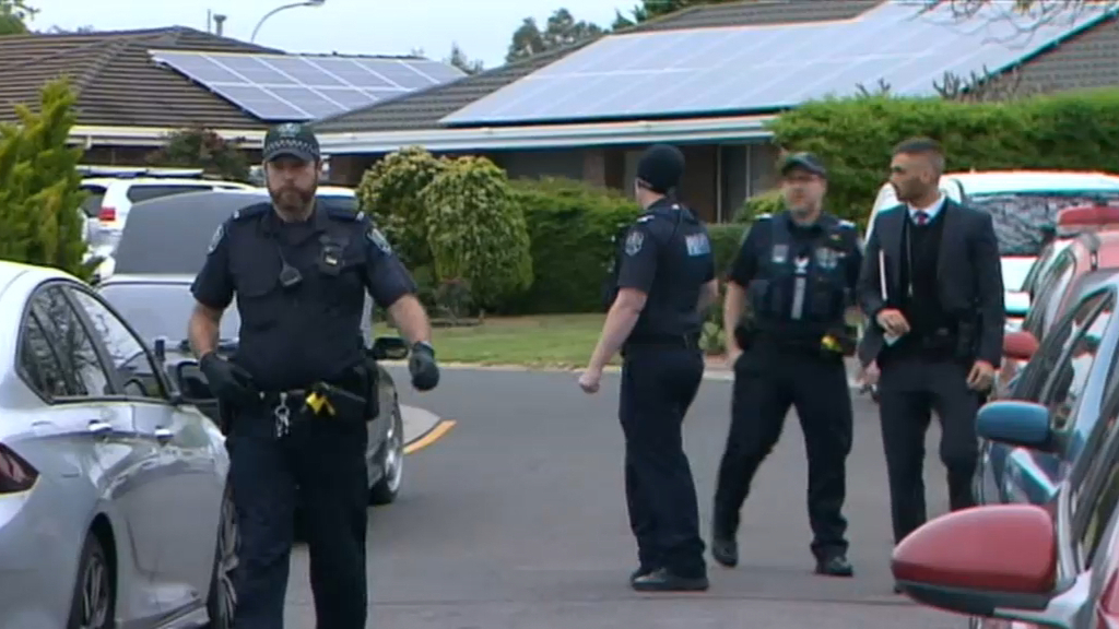 Man beaten with axe and rushed to hospital in Adelaide