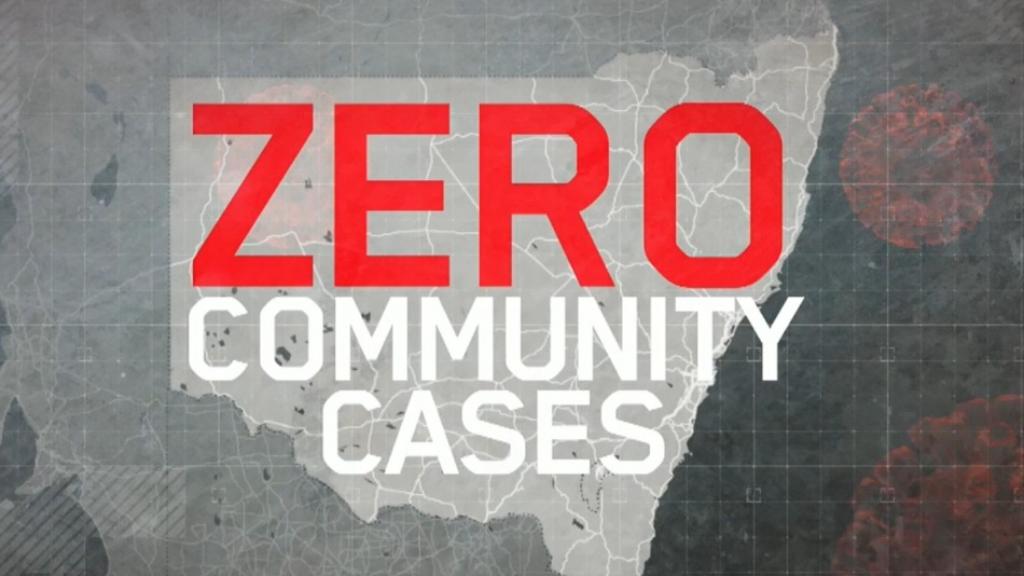 Coronavirus: NSW records third day with no community transmission